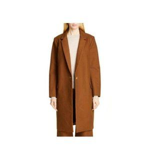 CO Oversized One Button Front Long Line Coat NWT